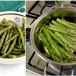 Pourquoi blanchir les légumes?