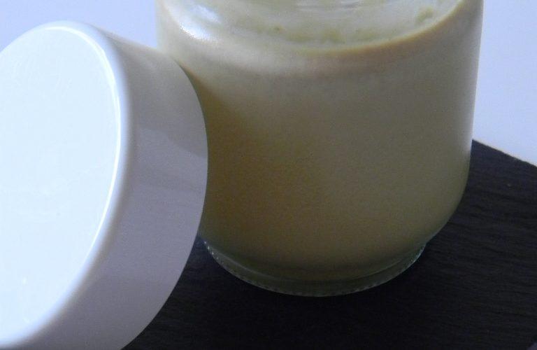yaourt caramel