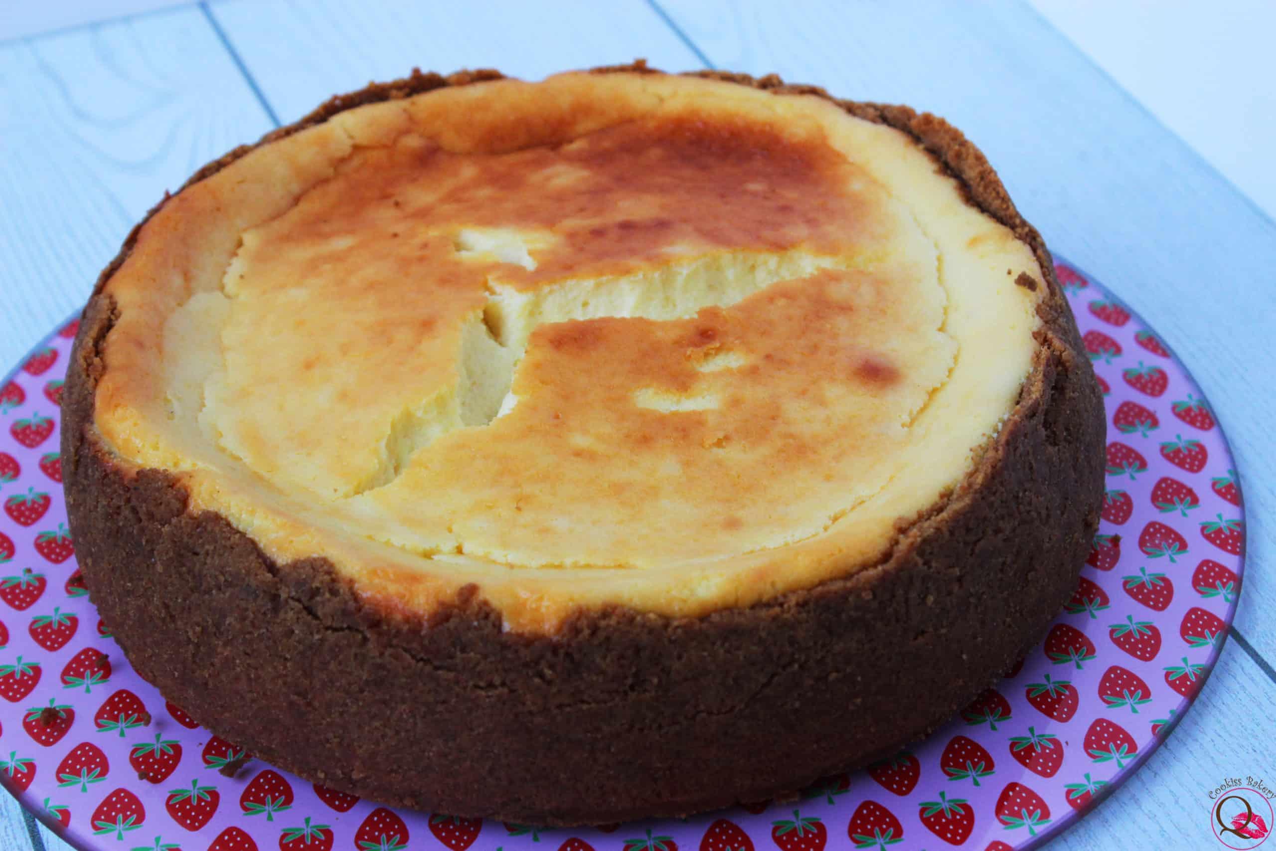Pourquoi le gâteau au fromage craquele-t-il?
