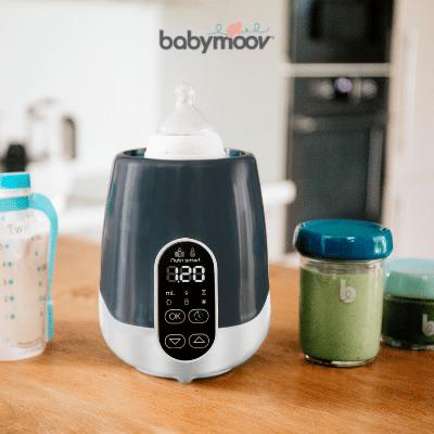 Comment chauffer les aliments pour bébés?