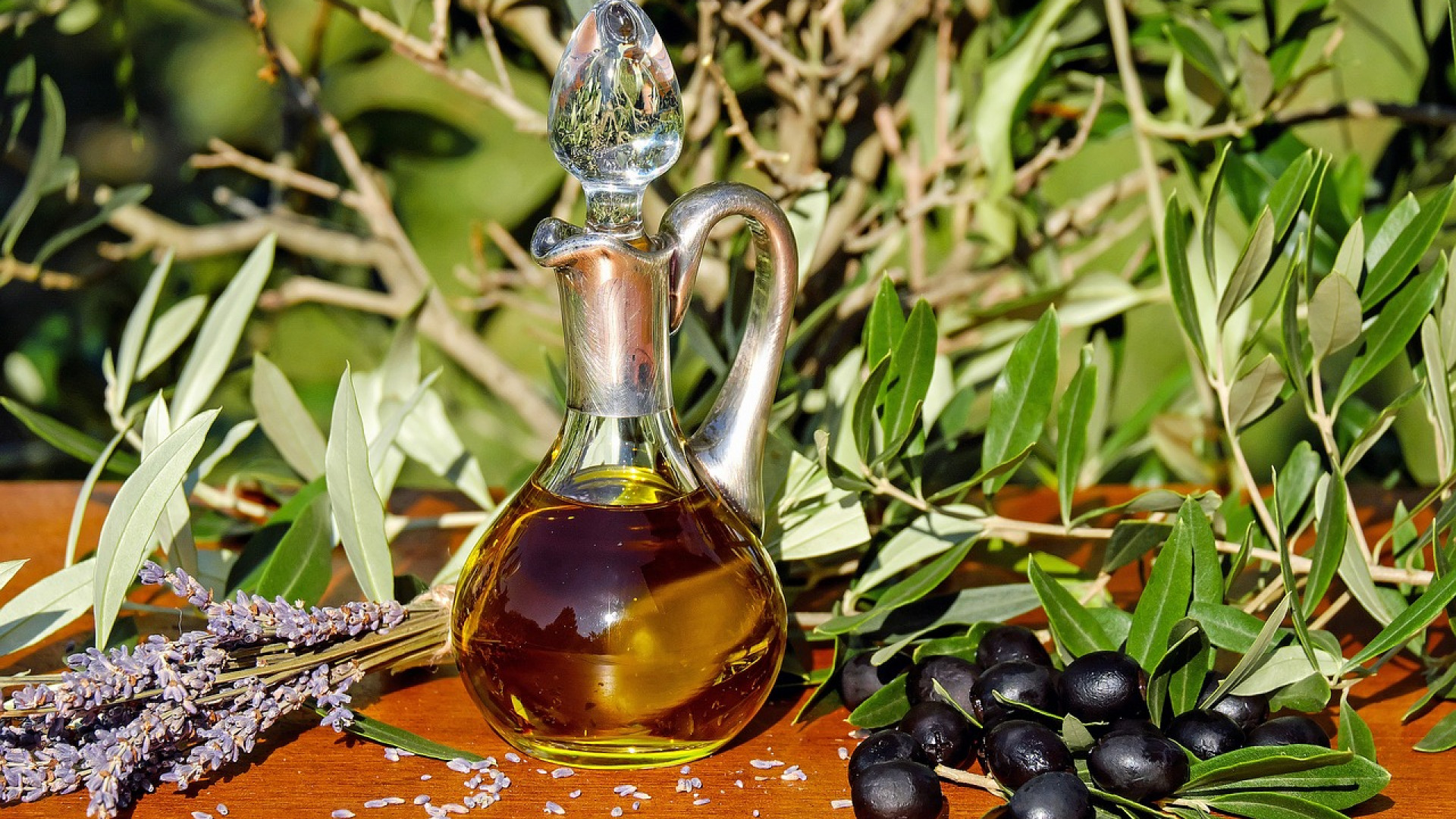 Les avantages de cette huile d'olive de grande qualité