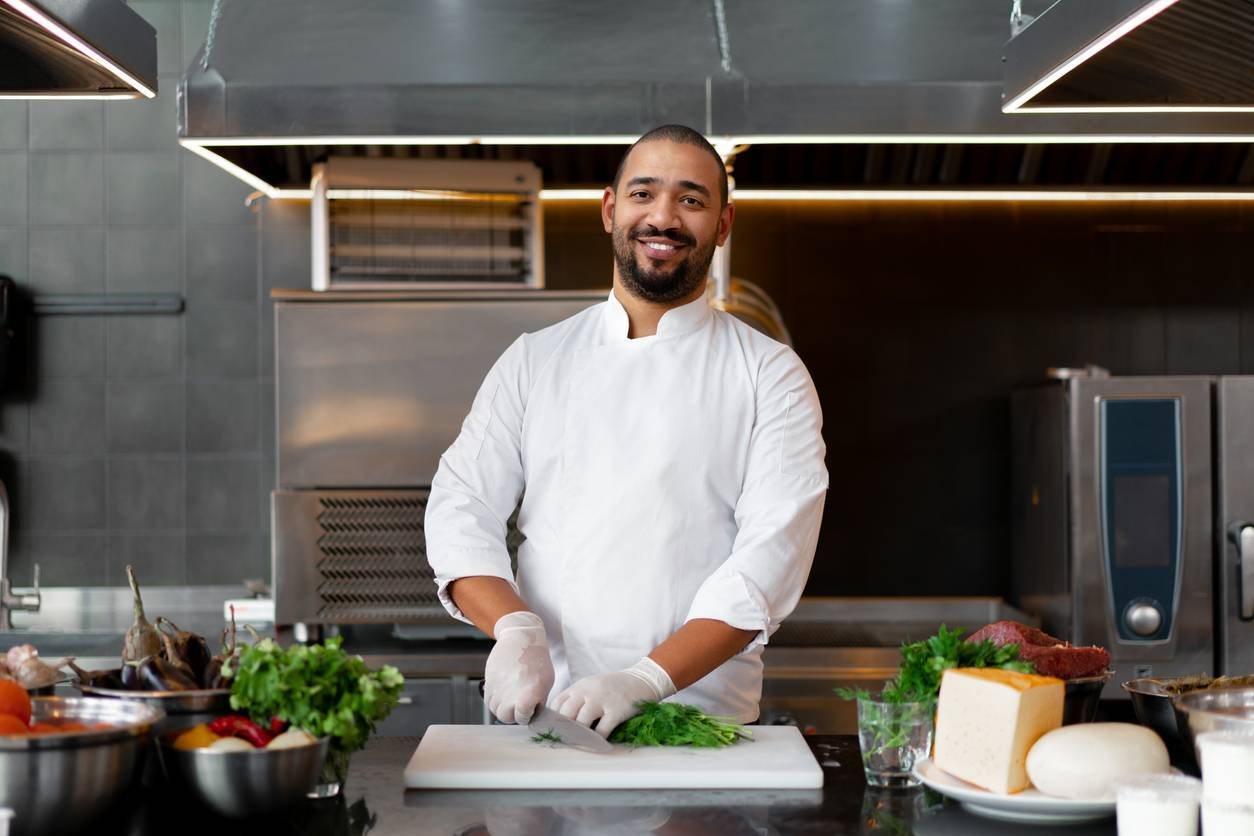 cuisiniers professionnels équipement matériel