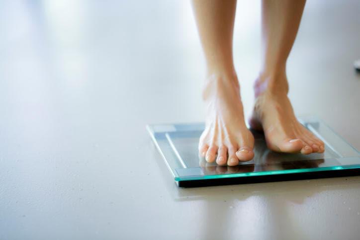 Quand s'inquiéter de la perte de poids?